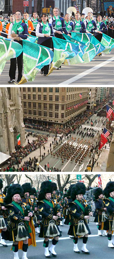 St Patricks Day Parade New York 2019 New York City St. Patrick's Day Parade